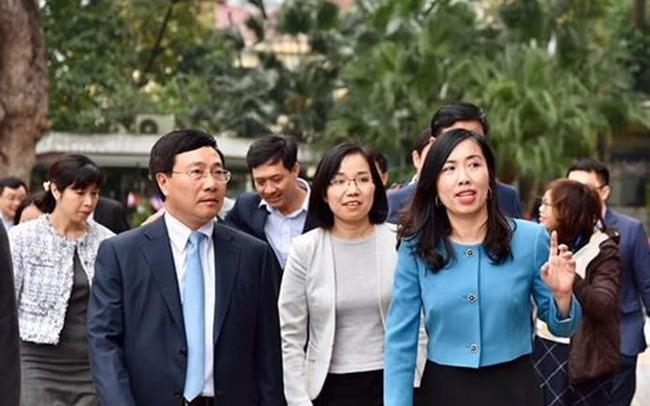 Cả thế giới đang hướng về Hà Nội, hướng về Việt Nam