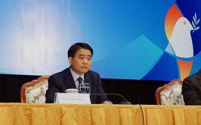 Chủ tịch Hà Nội Nguyễn Đức Chung: Mang đặc sản thủ đô tiếp đãi phóng viên đưa tin Hội nghị Thượng đỉnh Mỹ - Triều