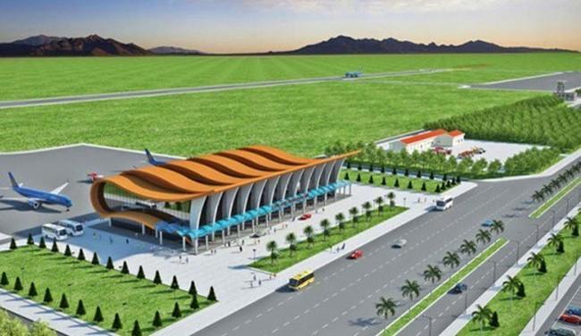 Sau 5 năm chuẩn bị, sân bay 10.000 tỷ tại Phan Thiết cũng sắp được khởi công
