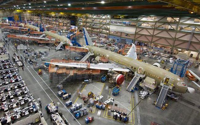 Tập đoàn Mỹ đầu tư nhà máy sản xuất linh kiện máy bay giá trị 170 triệu USD tại Đà Nẵng