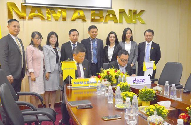 eLoan.vn hợp tác với ngân hàng Nam Á