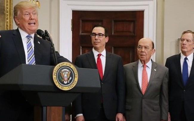 Phái đoàn Mỹ sắp tới Trung Quốc để đàm phán thương mại ngay sau Tết