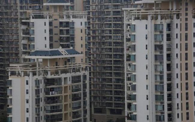 """Trung Quốc và """"đại hồng thủy"""" nhà bỏ không"""