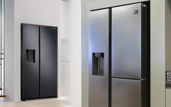 3 chi tiết biến tủ lạnh Samsung trở thành trung tâm thu hút chú ý trong phòng bếp