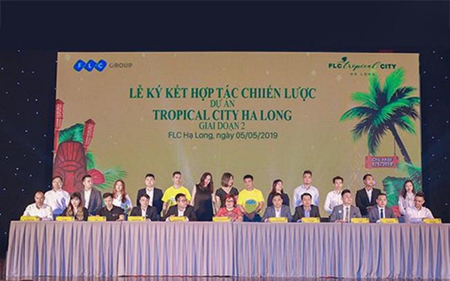 Hải Phát Land tiếp tục đồng hành cùng FLC Tropical Ha Long giai đoạn 2