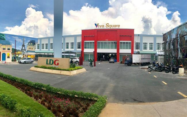 Trung tâm thương mại Viva Square khai trương với nhiều ưu đãi