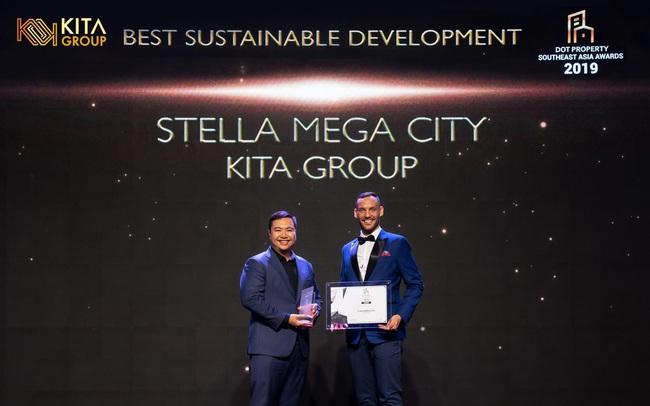 KITA Group nhận giải BĐS Đông Nam Á 2019 – xu hướng phát triển bền vững lên ngôi