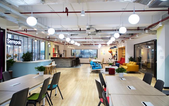 Serepok  khai trương Coworking Space với quy mô 2500m2 tại trung tâm quận 1.