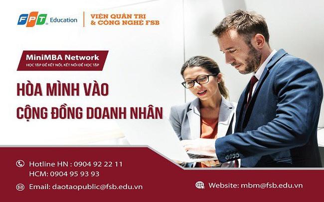 """Chương trình MiniMBA_Network - """"Học tập kết nối, kết nối để học tập"""""""