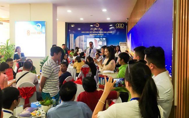 Saigon Intela giao dịch hơn 100 căn hộ nhờ pháp lý hoàn chỉnh