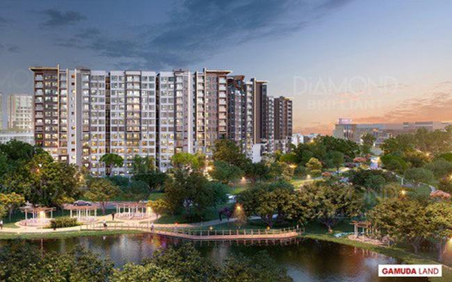 Bất động sản Tp.HCM: Sự trở lại ngoạn mục của căn hộ cao cấp