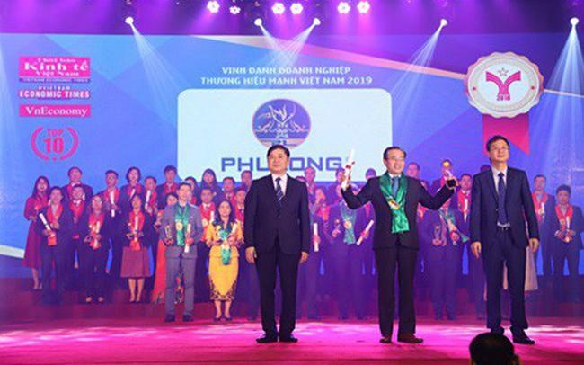 Địa ốc Phú Long vào top 10 thương hiệu mạnh dẫn đầu