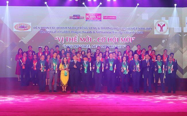 SCB nhận giải thưởng thương hiệu mạnh Việt Nam
