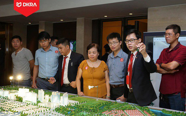 Doanh nghiệp bất động sản chú trọng đào tạo đội ngũ tư vấn chuyên nghiệp