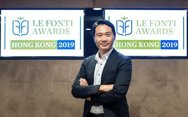 Anpha Holdings tiếp tục được vinh danh quốc tế tại Hong Kong