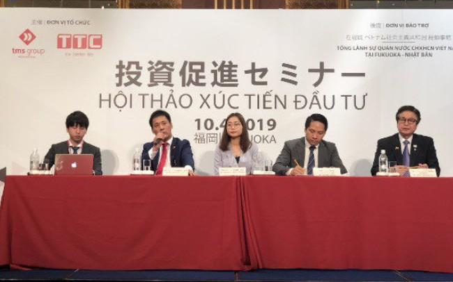 Nhà đầu tư Nhật Bản vẫn thiếu thông tin về thị trường bất động sản Việt Nam
