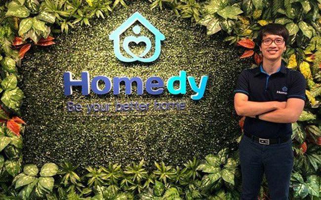 CEO Nguyễn Bá Đức của Homedy - Tiết lộ thành công cho startup