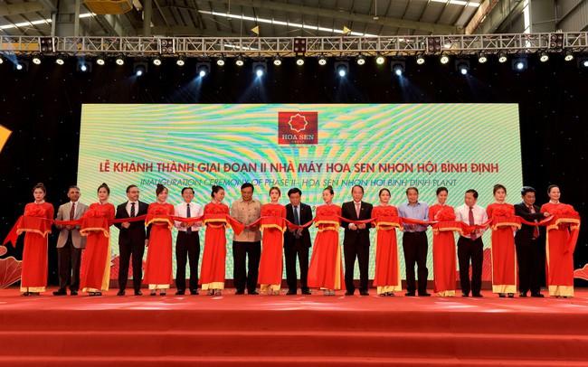 Tập đoàn Hoa Sen tiếp tục nâng cao năng lực sản xuất, tăng tốc xuất khẩu