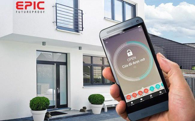 Epic - Khóa cửa thông minh cho ngôi nhà thông minh