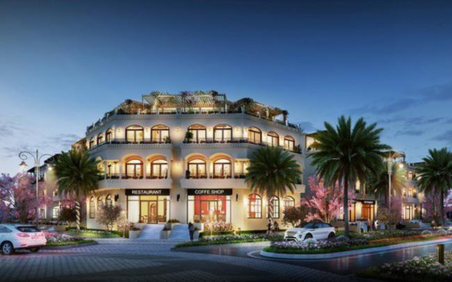 Shop Villas – Đích ngắm mới của các nhà đầu tư tại Phú Quốc