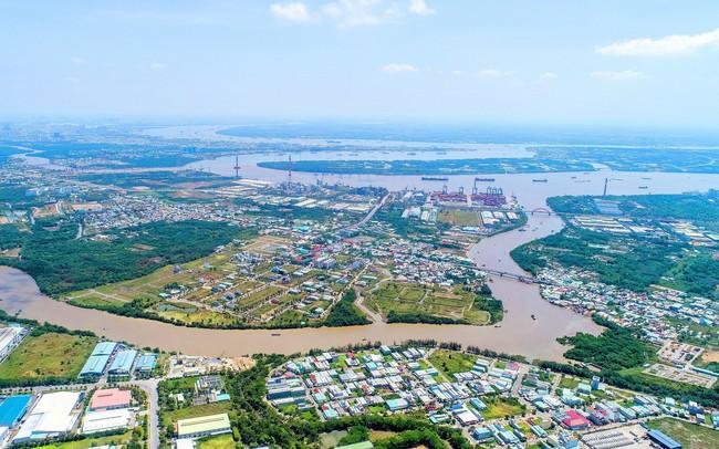 115 nghìn tỷ đồng chảy vào khu Nam Sài Gòn, bất động sản tăng tốc