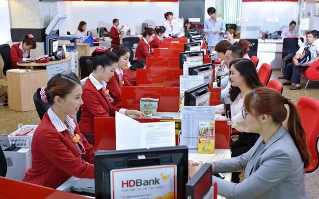 Quý I, lợi nhuận HDBank vượt 1.100 tỷ đồng