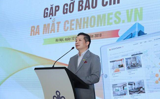 Ra mắt nền tảng công nghệ bất động sản kiểu mới cenhomes.vn