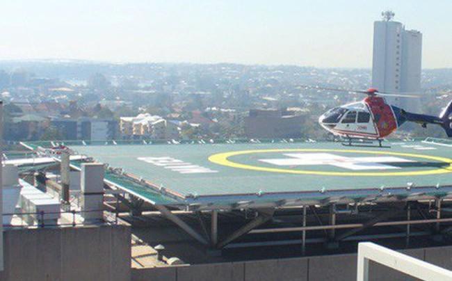 Xây dựng sân bay trực thăng trên nóc toà nhà thế nào cho đúng?