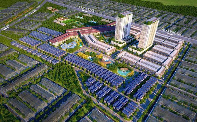 Xu hướng đầu tư biệt thự chỉ từ 1,5 – 2 tỷ tại Phú Mỹ- Bà Rịa – Vũng Tàu