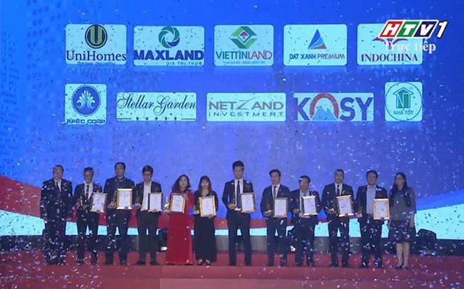 Top 10 thương hiệu bất động sản xuất sắc nhất Việt Nam 2019