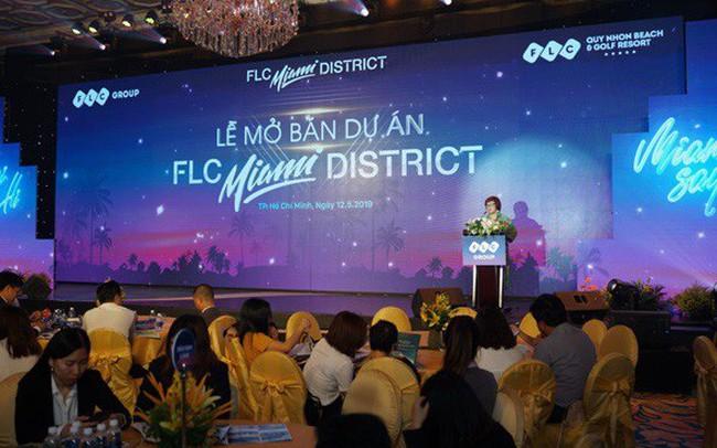 FLC Miami District: Đăng ký 100% quỹ căn chỉ sau 20 phút mở bán