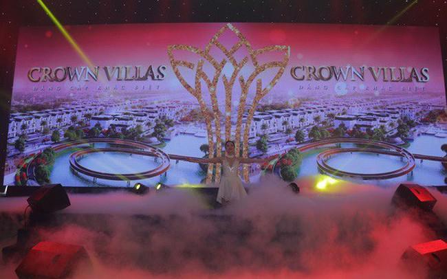 Khuyến mại lớn nhân dịp mở bán từ Crown Villas