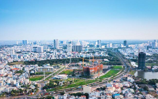 Nguồn cung khan hiếm, căn hộ Nam Sài Gòn thăng hạng