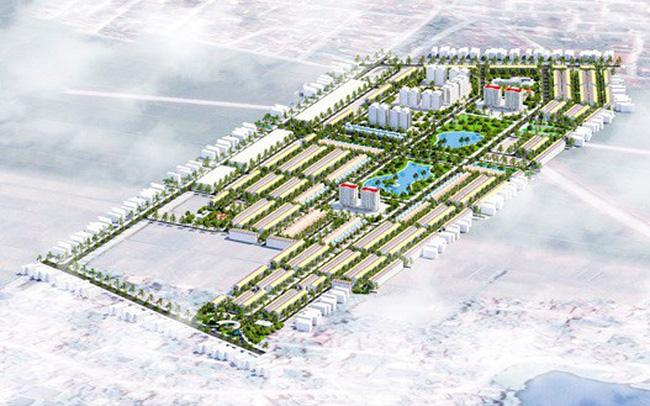 Hé lộ về dự án đang gây chú ý tại sông công Thái Nguyên