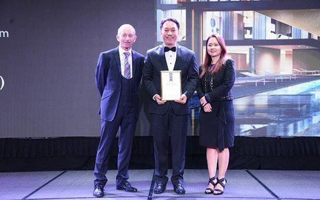 SonKim Land đạt 2 giải thưởng quốc tế với dự án The Galleria Residence