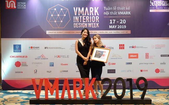 Thiết kế văn phòng lấy cảm hứng từ trường đại học đoạt giải Vàng Vmark 2019 - ảnh 1