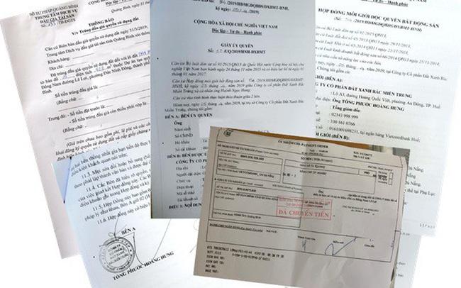 Dự án Đông Nam Lê Lợi - Quảng Bình, rục rịch quá trình ra sổ