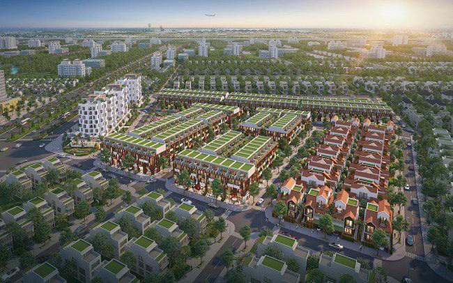 Bất động sản Long Thành khởi sắc cùng sân bay