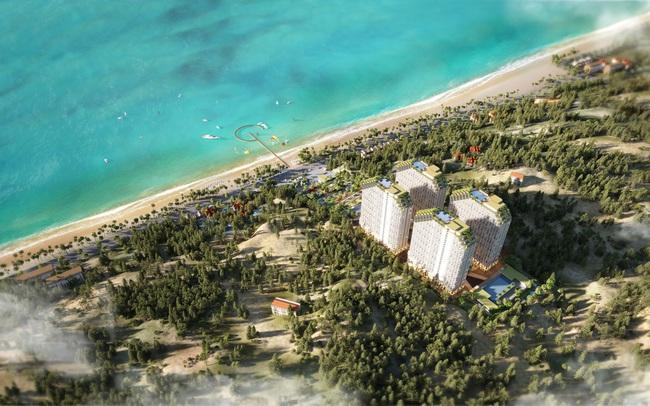 Mũi Né sắp có khách sạn 5 sao nhiều phòng ở Việt Nam