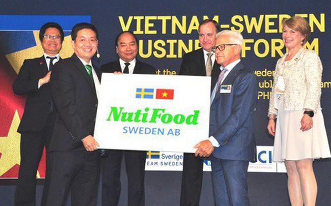 Hợp tác kinh tế Việt Nam - Thụy điển: Cơ hội cho NutiFood