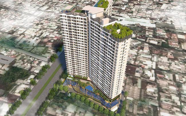 Xuất hiện trung tâm thương mại mới trong căn hộ 30 tầng với thiết kế 3 nhánh độc đáo tại Quận 6