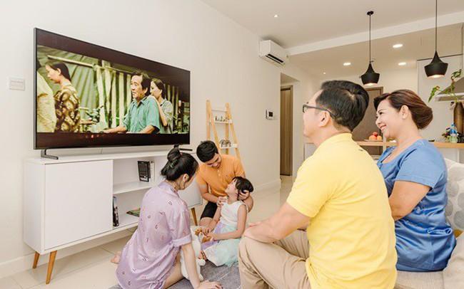 Mọi cải tiến trên chiếc TV hiện đại đều hướng về gia đình