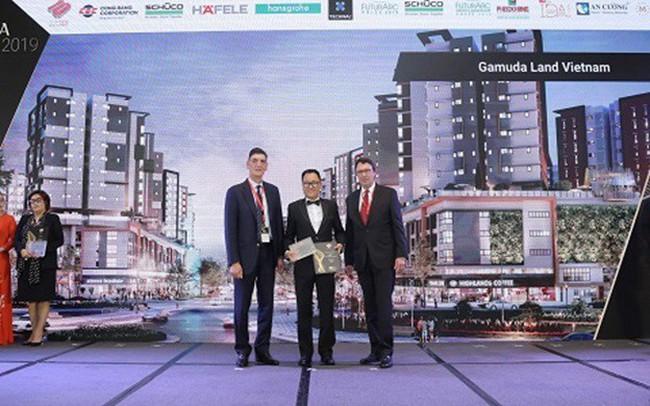 Gamuda Land được vinh danh top 10 nhà phát triển bất động sản hàng đầu Việt Nam