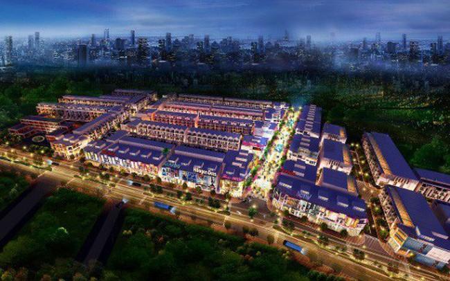 Sắp xuất hiện phố đi bộ 3D, với hàng trăm cửa hàng mua sắm, ẩm thực tại Phú Mỹ