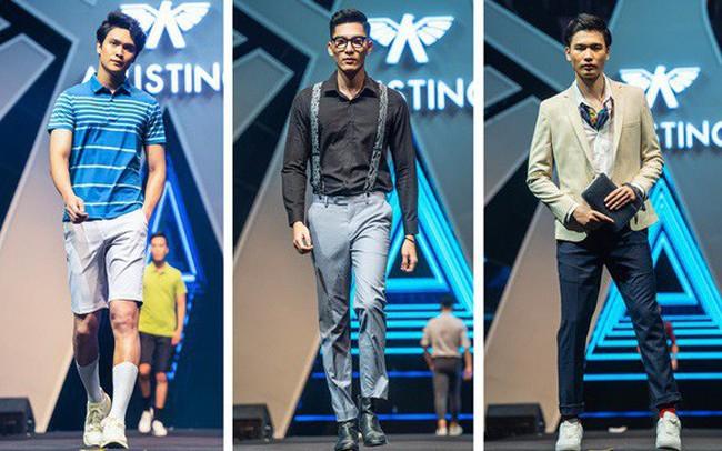 """Aristino Summer Fashion Show – Khẳng định vị thế của """"Đại Bàng"""""""