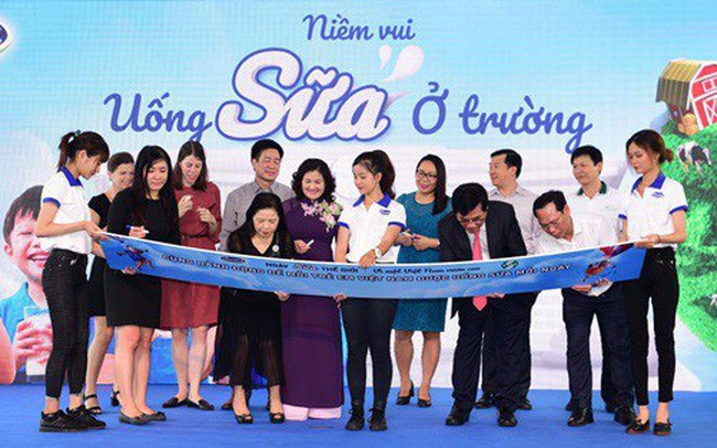 Công bố chủ đề hưởng ứng ngày sữa thế giới, Vinamilk tiếp tục nỗ lực vì một Việt Nam vươn cao