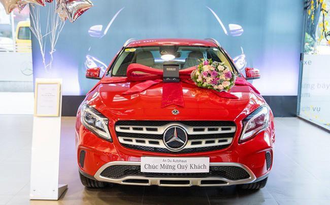 Mercedes-benz An Du dành tặng ưu đãi đặc biệt cho bác sỹ, nha sỹ, phi công, luật sư