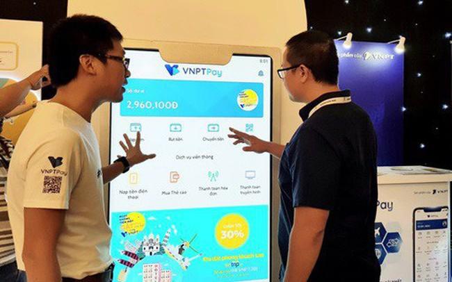 """Thuận lợi, dễ dàng khi thanh toán """"không tiền mặt"""" với VNPT Pay"""