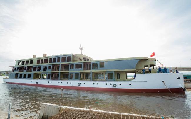 Hạ thủy du thuyền 5 sao mang phong cách boutique