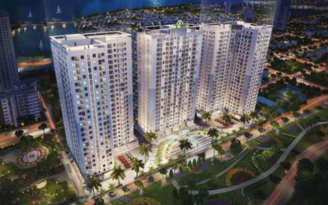 Xuân Mai Tower - chung cư cao cấp trung tâm TP Thanh Hóa chính thức cất nóc - ảnh 1